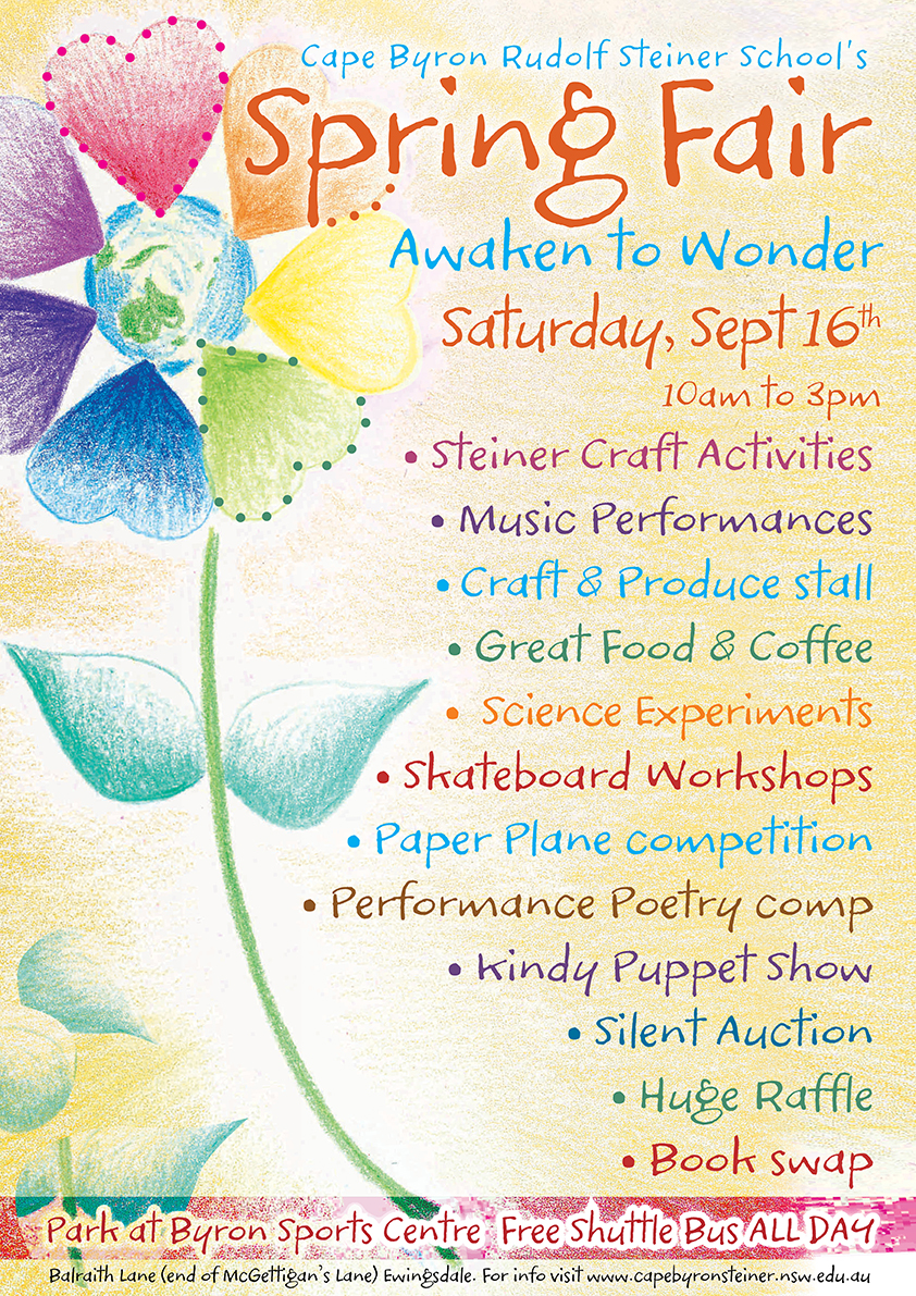 Festivals and Events | Cape Byron Rudolf Steiner School